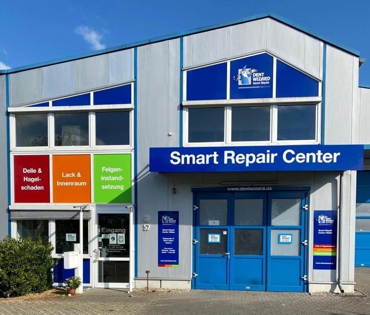 Dent Wizard Center – Neuer Standort in Hilden
